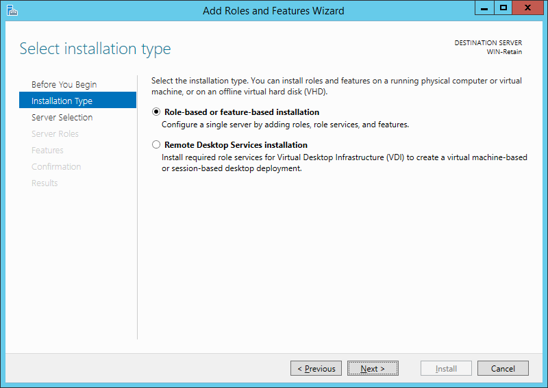 Setting Up NFS Share on Windows