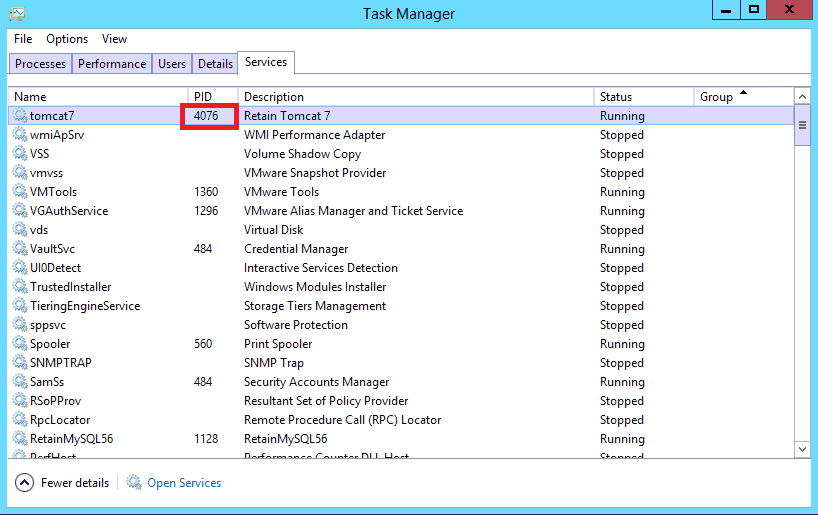 Creating Java thread and/or heap dumps when tomcat freezes